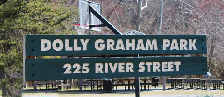 Park Signs Dolly Graham